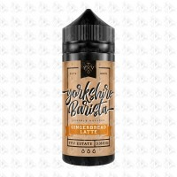 Gingerbread Latte By Yorkshire Barista 100ml Shortfill