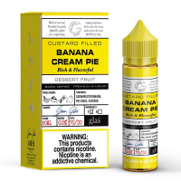 Banana Cream Pie By Glas Basix 50ml Shortfill