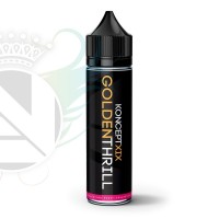 Golden Thrill By KonceptXIX 50ml Shortfill