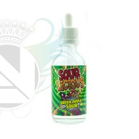Green Apple Sour - Sour Licious 50ml 0mg