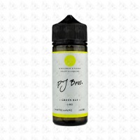 Green Bay By Pj Bros 100ml Shortfill