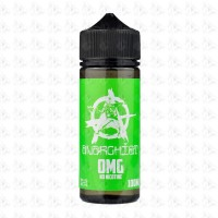 Green By Anarchist 100ml Shortfill