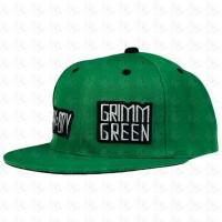 Grimm Green x Ohmboy x Hellvape SnapBack