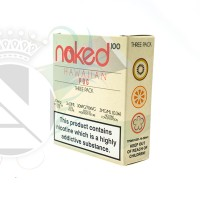 Hawaiian Pog By Naked 3x10ml