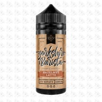 Hazelnut Latte By Yorkshire Barista 100ml Shortfill