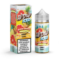 Blood Orange Pineapple ICED By Hi Drip 100ml Shortfill