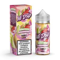 Honeydew Strawberry By Hi Drip 100ml Shortfill