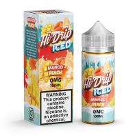 Mango Peach ICED By Hi Drip 100ml Shortfill