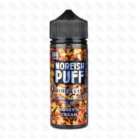 Honey And Cream By Moreish Puff Tobacco 100ml 0mg