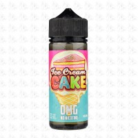 Ice Cream Cakes By Vaper Treats 100ml Shortfill