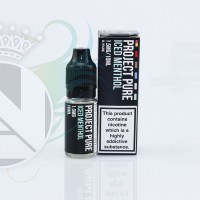 Iced menthol by Project Pure