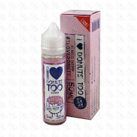I Love Donuts Too By Mad Hatter 50ml 0mg
