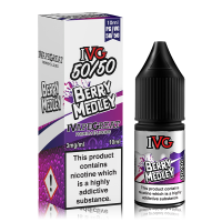 Berry Medley By I VG 50/50 10ml