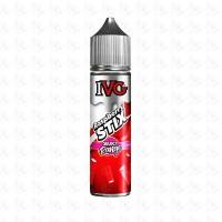Raspberry Stix By I VG Select 50ml Shortfill