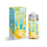 Banana ICE By Frozen Fruit Monster 100ml Shortfill