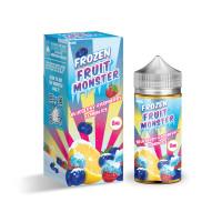 Blueberry Raspberry Lemon Ice By Frozen Fruit Monster 100ml Shortfill