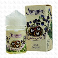 Blueberry Jam Tart By Jammin Shortfill 50ml
