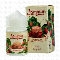 Strawberry Jam By Jammin Shortfill 50ml