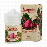 Strawberry Sorbet By Jammin Shortfill 50ml