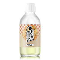 Apricot Crumble By Just Jam 200ml Shortfill