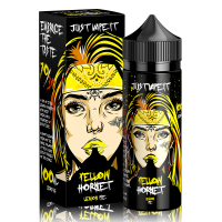 Yellow Hornet By Just Vape It 100ml Shortfill