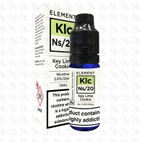Key Lime Cookie Nic Salt By Element Eliquid