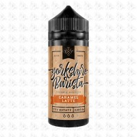 Caramel Latte By Yorkshire Barista 100ml Shortfill