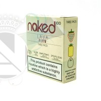 Lava Flow By Naked 3x10ml