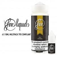 Lecuca By Fine Liquids 6x10ml TPD Compliant