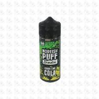 Lemon Lime Cola By Moreish Puff Soda 100ml 0mg