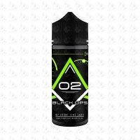 Lemon and Lime By Black Ops 100ml Shortfill