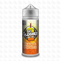 Lemon and Pineapple By Get Slushed 100ml 0mg