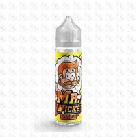 Lemon Tart By Mr Wicks 50ml Shortfill
