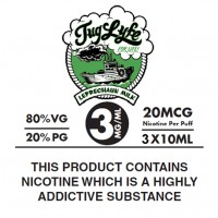 Leprechaun Milk TPD Compliant (3x10ml)