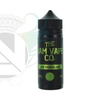 Lime Marmalade By The Jam Vape Co. 100ml 0mg