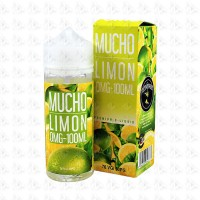 Limon By Mucho 100ml Shortfill