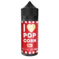 I Love Popcorn By Mad Hatter 100ml Shortfill
