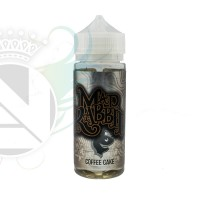 Coffee Cake By Mad Rabbit 100ml 0mg