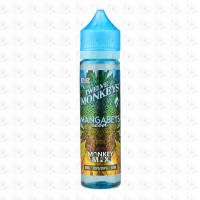 Mangabeys Iced By Twelve Monkeys 50ml Shortfill