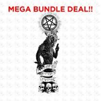 Baphomet MEGA Bundle Deal By Deathwish (PRE-ORDER)