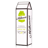 Apple Pie By The Milkman Classics 50ml Shortfill