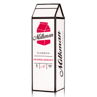 Crumbleberry By Milkman 50ml Shortfill