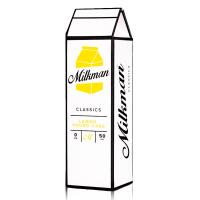 Lemon Pound Cake By The Milkman Classics 50ml Shortfill