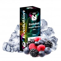 Mixed Berry Ice By Evolution Vaping 10ml