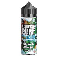 Apple and Mango By Moreish Puff ICED 100ml Shortfill