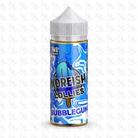 Bubblegum By Moreish Lollied 100ml 0mg