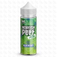 Blueberry By Moreish Puff Aloe 100ml Shortfill