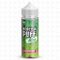 Raspberry By Moreish Puff Aloe 100ml Shortfill