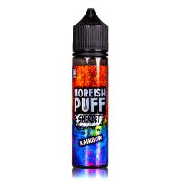 Rainbow By Moreish Puff Sherbet 50ml Shortfill
