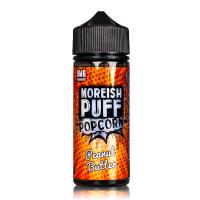 Peanut Butter By Moreish Puff Popcorn 100ml Shortfill